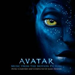 JAMES HORNER - Avatar CD album cover