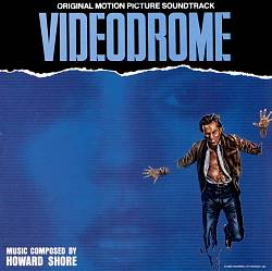 Howard Shore - Videodrome CD (album) cover