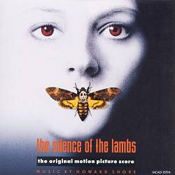 Howard Shore - The Silence Of The Lambs CD (album) cover