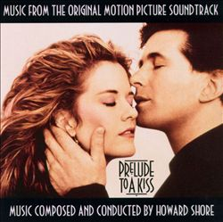 Howard Shore - Prelude To A Kiss CD (album) cover