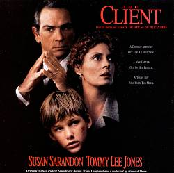 Howard Shore - The Client CD (album) cover