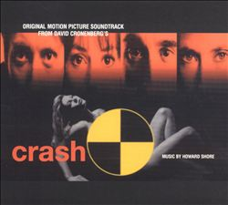 Howard Shore - Crash CD (album) cover