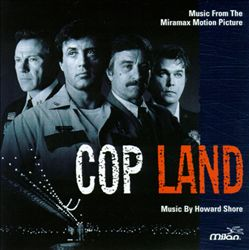 Howard Shore - Cop Land CD (album) cover