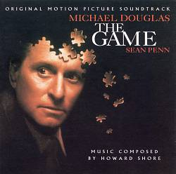 Howard Shore - The Game CD (album) cover
