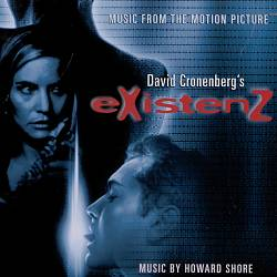 Howard Shore - Existenz CD (album) cover