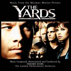 Howard Shore - The Yards CD (album) cover