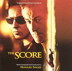 Howard Shore - The Score CD (album) cover