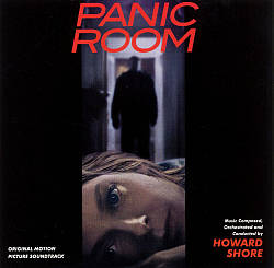Howard Shore - Panic Room CD (album) cover