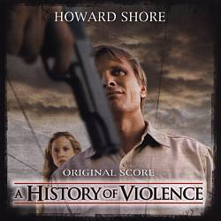 Howard Shore - A History Of Violence CD (album) cover