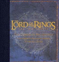 Howard Shore - The Lord Of The Rings: The Two Towers -- The Complete Recordings CD (album) cover