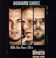 Howard Shore - The Departed CD (album) cover