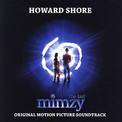 Howard Shore - The Last Mimzy CD (album) cover