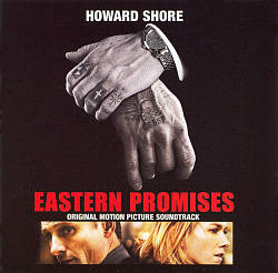 Howard Shore - Eastern Promises CD (album) cover