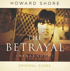 Howard Shore - The Betrayal CD (album) cover