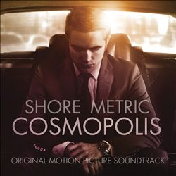 Howard Shore - Cosmopolis CD (album) cover