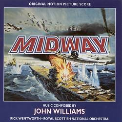 John Williams - Midway CD (album) cover