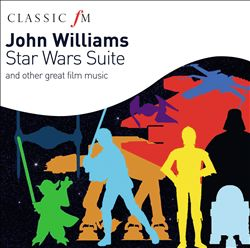 John Williams - John Williams: Star Wars Suite And Other Film Music CD (album) cover
