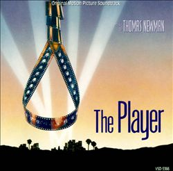 Thomas Newman - The Player CD (album) cover