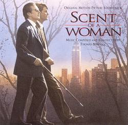 Thomas Newman - Scent Of A Woman CD (album) cover