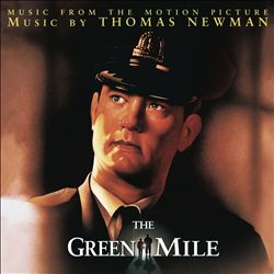 Thomas Newman - The Green Mile CD (album) cover