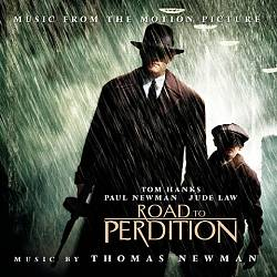Thomas Newman - Road To Perdition CD (album) cover