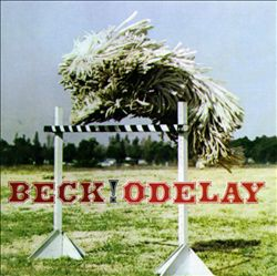 BECK - Odelay CD album cover