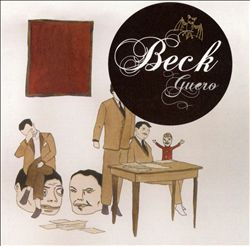 Beck - Guero CD (album) cover