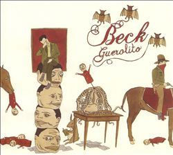 Beck - Guerolito CD (album) cover
