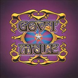 Gov't Mule - Live...with A Little Help From Our Friends CD (album) cover
