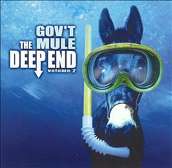 Gov't Mule - The Deep End, Vol. 2 CD (album) cover