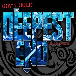 Gov't Mule - The Deepest End: Live In Concert CD (album) cover