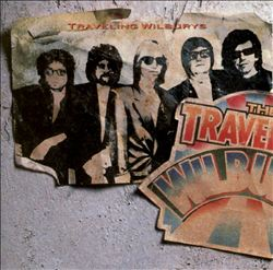 THE TRAVELING WILBURYS - The Traveling Wilburys, Vol. 1 CD album cover