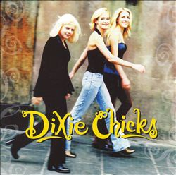 DIXIE CHICKS - Wide Open Spaces CD album cover