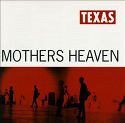 Texas G Mothers Heaven CD album cover