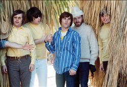 THE BEACH BOYS image groupe band picture