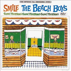 The Beach Boys - Smile [not Released] CD (album) cover