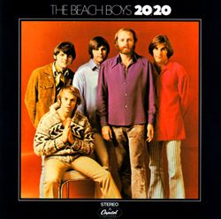 The Beach Boys - 20/20 CD (album) cover