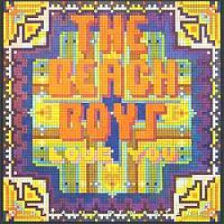 The Beach Boys - Love You CD (album) cover