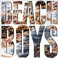 The Beach Boys - The Beach Boys CD (album) cover