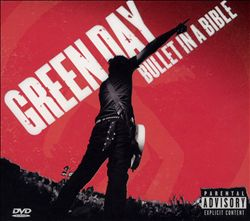 Green Day - Bullet In A Bible CD (album) cover