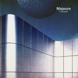 Majeure - Timespan CD (album) cover