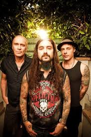 THE WINERY DOGS image groupe band picture