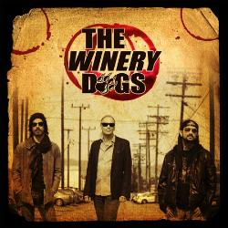 The Winery Dogs - Winery Dogs CD (album) cover
