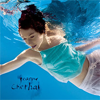 Jeanne Cherhal - L'eau CD (album) cover