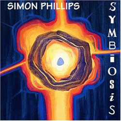Simon Phillips - Symbiosis CD (album) cover