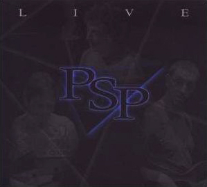Simon Phillips - PSP Live CD (album) cover