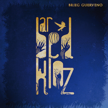 Brieg Guerveno - Ar Bed Kloz CD (album) cover