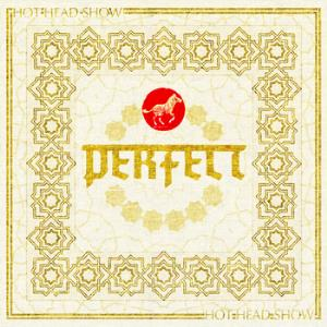 Hot Head Show - Perfect_beings CD (album) cover