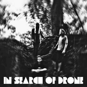 The Space Spectrum - In Search Of Drone CD (album) cover