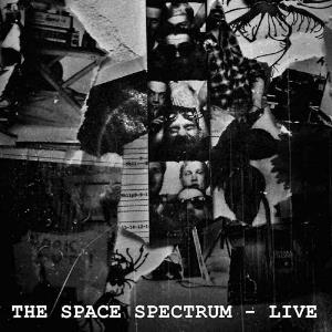 The Space Spectrum - Live CD (album) cover